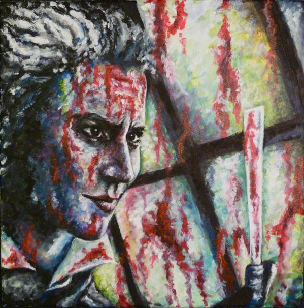 Johnny Depp by TeacupStorm